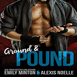 Ground & Pound audiobook cover art