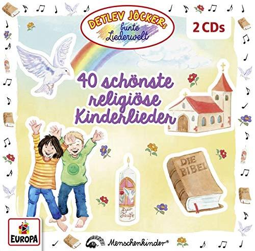40 Schönste Religiöse Kinderlieder