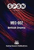 SPSN Series - MEG002 British Drama MEG-IGNOU (Solved Papers & Short Notes)