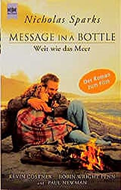 Message in a Bottle ( Weit wie das Meer). (German Edition)