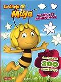 La abeja Maya. Mi libro de adhesivos (La Abeja Maya 3d)