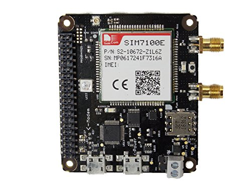 Altitude Tech IOT BIT 4G & LTE HAT for the Raspberry Pi