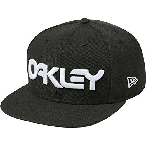 Oakley Mark II Novelty Snapback Cap, Blackout, One Size