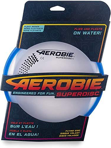 Aerobie 10' Super Disc - Flying Disc, Blue