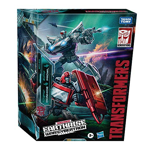 Transformers Spielzeug Generations War for Cybertron: Earthrise Deluxe WFC-E31 Autobot Allianz Action-Figuren – Kinder ab 8 Jahren, 14 cm