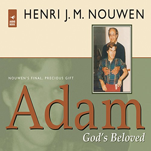 Adam: God's Beloved cover art