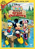 Mickey's Great Outdoors [DVD] [Import]
