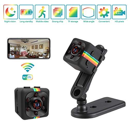 Spy Camera Wireless Hidden Camera with Audio and Video...