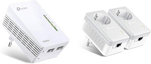 TP-Link TL-WPA4220-1 Adaptadores de Comunicación por Línea