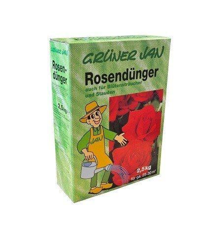 Grüner Jan Rosendünger 2,5 kg