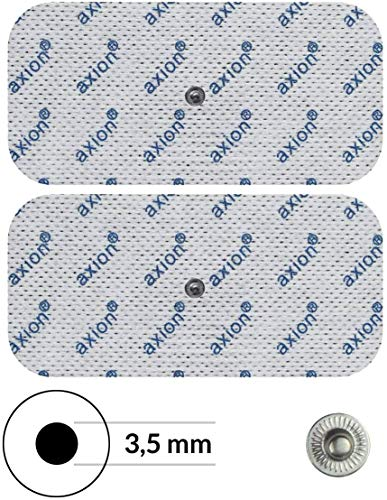 12 Stück Misch-Set Druckknopf – Elektroden, Passend Zu TENS / EMS – Geräten Sanitas SEM 40, 41, 42, 43, 44 Und Beurer EM 40 / 41 / 80 - 3