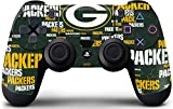 Skinit Decal Gaming Skin for PS4 Controller - Officially Licensed NFL Green Bay Packers Blast Design