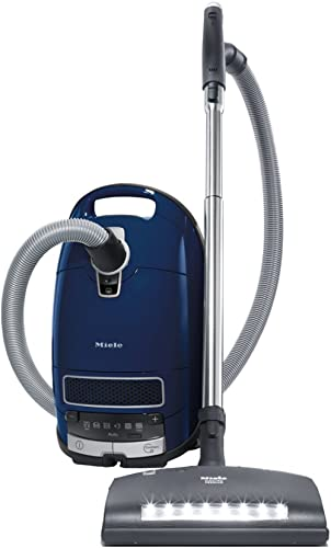 Miele Complete C3 Marin Canister HEPA Canister Vacuum Cleaner with SEB236 Powerhead Bundle - Includes Performance Pac...