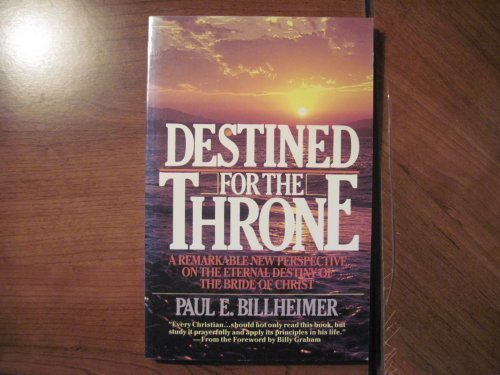 Destined for the Throne 0871233096 Book Cover