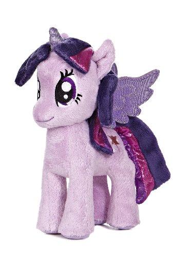 Aurora World My Little Pony Princess Twilight Sparkle Pony Plush, 6.5 by Aurora World