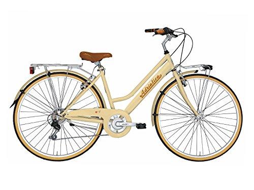 Adriatica - Bicicleta Urbana de paseo Golf Lady Crema