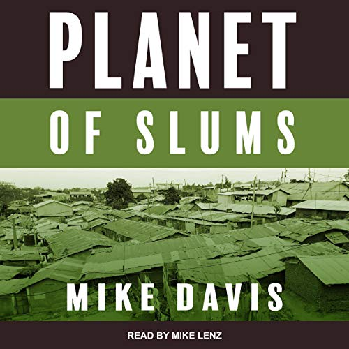 Planet of Slums cover art