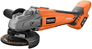 Ridgid 18-Volt Cordless Brushless 4-1/2 in. Angle Grinder (Tool-Only)(Bulk Packaged)
