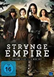 Strange Empire Episoden 01-13 (4 Disc Set) [DVD]