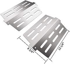 SHINESTAR 65505 7622 Heat Deflector for Weber Genesis 300 Series Grill, Stainless Steel Heat Deflectors Replacement Parts for Weber Genesis E310, E320, E330