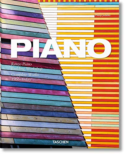 Piano. Complete Works 1966–today: JU