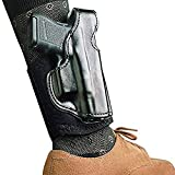 Best Leather Ankle Holsters - 4007527 Desantis Die Hard Ankle Rig for Glock Review