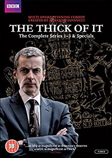 The Thick Of It - The Complete Boxed Set