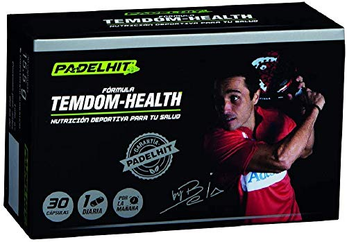 Padelhit Temdom Health 30 Capsulas - 200 gr
