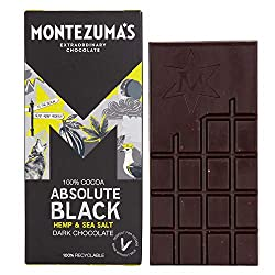 Intense 100% cocoa dark chocolate with hemp seeds and sea salt Vegan and gluten-free: We're pleased to say all our chocolate is gluten-free and we also have a wide range of vegan-friendly and organic chocolates, certified by the Soil Association All ...