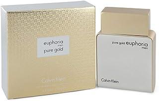 Calvin Klein Pure Gold Euphoria for Men Eau de Parfum 100ml
