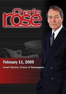 Charlie Rose: February 11, 2009