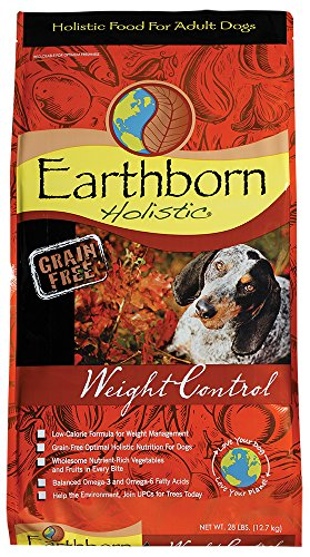 Earthborn Holistic Weight Control Grain-Free Dry...