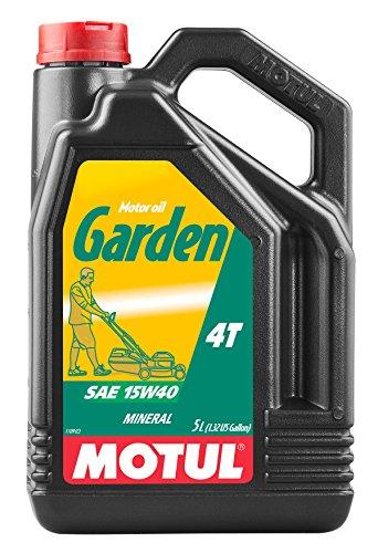 Motul 101312 motorolie Garden 4T 15W-40, 5 L