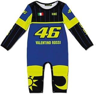 Valentino Rossi VR46 Turtle Pajama Baby - Blau - 12 Monate