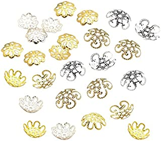 Best gold end caps for jewelry Reviews