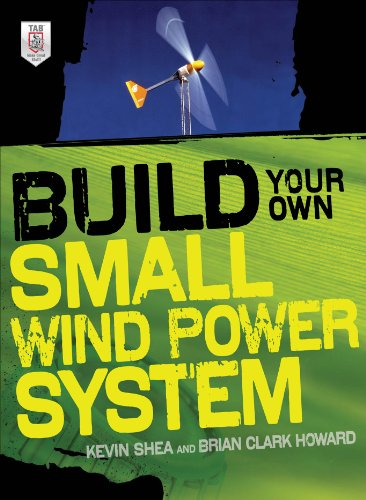 Build Your Own Small Wind Power System (English Edition)