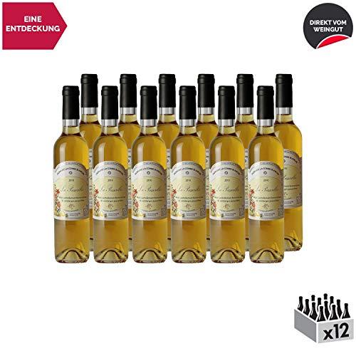 Vin de France - Origine Languedoc La Passerillée Weißwein 2010 - Domaine Combe Blanche süßer - - Languedoc - Roussillon Frankreich - Rebsorte Gewurztraminer, Chasselas - 12x50cl