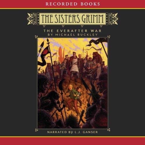 The Everafter War cover art