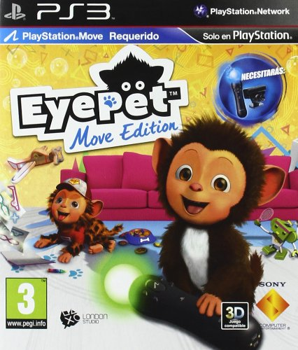 Sony  EyePet, PS3