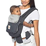 Ergobaby Ergonomic Multi-Position Original Baby Carrier (7-45 Pounds), Starry Sky