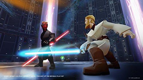 Disney Infinity 3 Play Set Twilight of the Republic