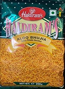 Haldirams Bhujia Savoury Snack 150g - Haldirams Bhujia herzhafter Knabberartikel 150g