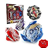 OBEST NIU Burst 4D Set With Launcher and Arena Metal Fight Battle Fusion Classic Toys for Kid Christmas Gift
