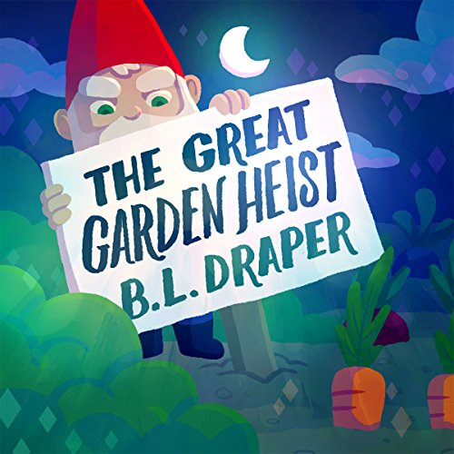 The Great Garden Heist cover art