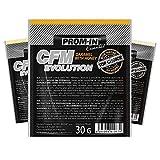 100% Whey protein / Proteína de suero de leche | Bebida de batido de polvo de proteína con alto porcentaje según el método CFM original | PROM-IN CFM Evolution TOP CHOICE (Latte macchiato, 30 g)