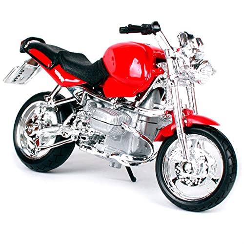 Modelo Escala De 1:18 para B-M-W R 1100 R Modelo De Motocicleta Modelo Muere Casting Toys Colección Juguetes para Niños Juguetes Adultos Colección De Juguetes Niños Regalos