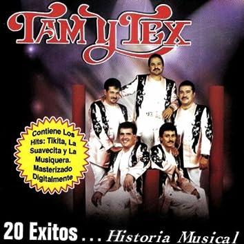 20 Exitos...Historia Musical