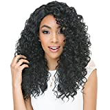 Janet Collection Human Hair Blend Wig Brazilian Scent Lace Rain (1)
