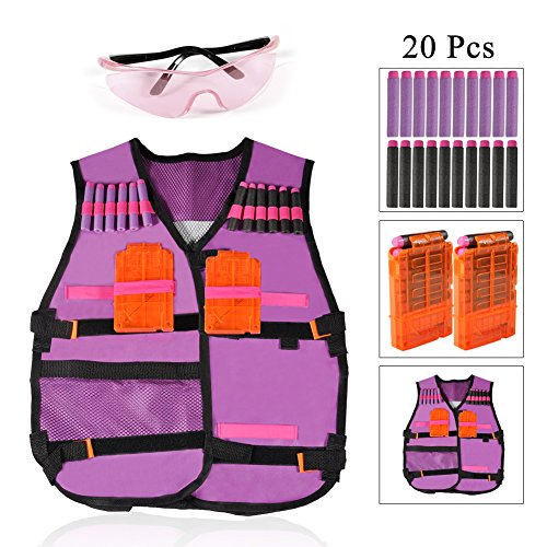 Target Pouch Kids Toys Accessories Carry Storage Equipment Bag for Elite Mega ball gun launchers N-strike Toys Gifts