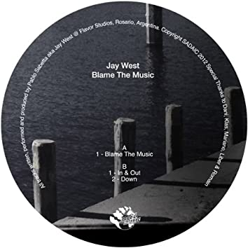 Blame The Music EP